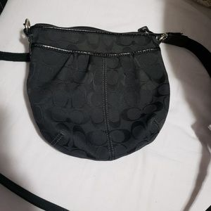 Crossbody coach bag